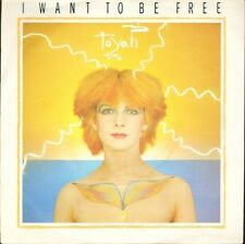 """Toyah quiero ser libre/Walkie-Talkie/Alien seguro 34 Reino Unido Safari 7"""" PS EX/EX"""