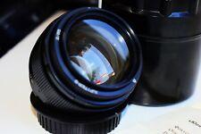 NEW! JUPITER-9 85mm f/2 EXPORT BLACK  Russian SLR lens (Pentax, Zenit) M42