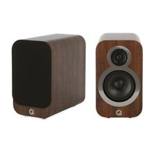 Q Acoustics Q 3010i Bookshelf Speakers English Walnut