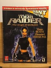 Tomb Raider: The Angel of Darkness strategy guide by Prima Games for PS2 and PC