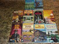 Lot of 10 Mystery books~Charlotte Macleod~Ann Granger~Dorothy Gilman