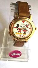 SEIKO Mickey-BEATLES  MUSIC-I WANNA HOLD YOUR  HAND Wrist Watch #421-0020 [Z0]