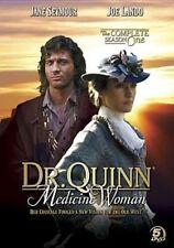 Dr Quinn Medicine Woman Complete Ssn1 0733961209778 DVD Region 1