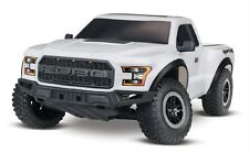 Traxxas 1/10 2017 Ford Raptor RTR w/TQ 2.4GHz XL-5 White 58094-1