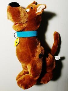 "Vintage 1997 Scooby-Doo! 12"" Plush Hanna-Barbera RARE HTF Stuffed Toy"