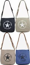 Canvas Tasche NEW REBELS Crossbody Umhängetasche Messenger Bag Schultertasche