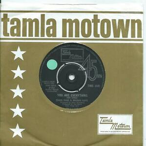 Diana Ross & Marvin Gaye:You are everything/Include me in your..UK Tamla Motown