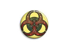 Celtique - Biohazard 1 - Badge 25mm Button Pin