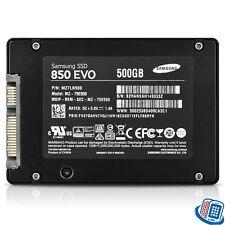 Samsung 850 EVO 500GB SSD SATA III Internal Solid State Drive MZ-75E500B/AM
