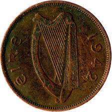 1942 ONE PENNY EIRE / IRELAND      #WT795