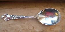 INTAGLIO  Reed and Barton Sterling BERRY  SERVING SPOON
