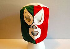 Turtle Mexico LUCHADOR KIDS Mask lucha libre wwe libre Halloween NEW Costume 2