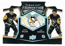 2019-20 Upper Deck UD Clear Cut Foundation Duos Inserts Pick From List !!