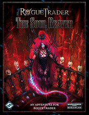 Rogue Trader: The Soul Reaver, NEW