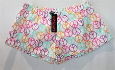 69 SLAM Designer Peace Sleepwear PJ Shorts Size XL BNWT #TE52