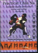 Zhao Do Yuan Practical Chin Na #1: Art of Seizing Locking Dvd Tim Cartmell Rare!