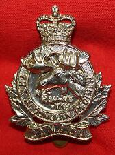 ALGONQUIN REGIMENT of Canada Cap Badge  QC