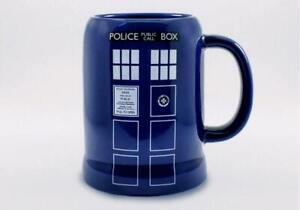 Doctor Who TARDIS 20 oz Stein Mug