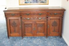 Antique Edwardian Sideboard