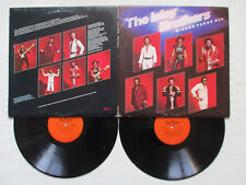 "2 LP 33T THE ISLEY BROTHERS ""Winner takes all"" T-NECK PZ2 36077 USA §"