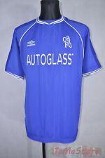 Chelsea London 1999-2001 home Football Shirt , Size XL