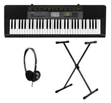 Casio CTK-2500 Einsteiger Keyboard Dance Music Set Ständer Kopfhörer Netzteil