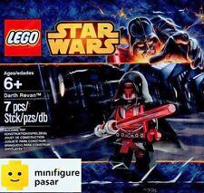 sw547 Lego Star Wars 5002123 - Darth Revan Minifigure Polybag - New MISB Sealed