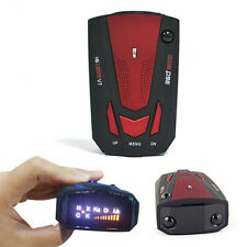 V7 Car 360 Degree 16 Band GPS Speed Police Radar Detector Laser Voice Alert