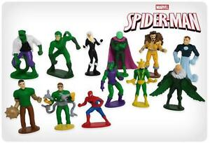 Spiderman Cake Toppers / Figures
