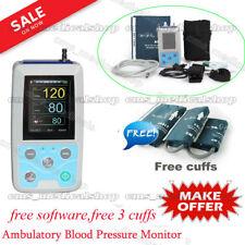 Ambulatory Monitor,blood pressure monitor ABPM50 PC software with 3 cuffs