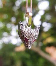 Animals & Insects Ruby Fine Pendants