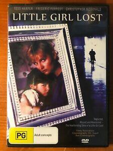 Little Girl Lost DVD (DISC MINT) Movie Pal REGION 4