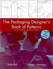 The Packaging Designer's Book of Patterns by George L. Wybenga (2000, Paperback)
