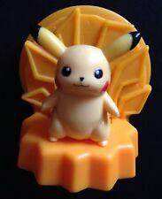 Pikachu Burger King Card Holder Pokemon Figure 2008 RARE - Save £2 Multi-buy
