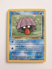 Pokemon Card Rare Shellder Fossil Base Pack 1990s New Collectable Gift