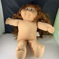 New Listing1982 Cabbage Patch Doll No Clothes Used