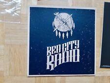 Red City Radio – Red City Radio ( clear vinyl, no 31 of 100 ) lp