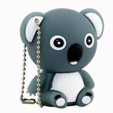 32GO USB 2.0 Clé USB Clef Mémoire Flash Data Stockage / Koala Silicone