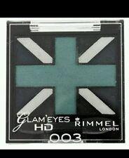 2 x Rimmel Glam'Eyes HD Quad Eye Shadow #003 ROYAL BLUE 2.5g NEW £6.99 each RRP
