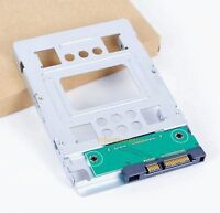 """2.5"""" to 3.5"""" Adapter SAS SATA SSD HDD 654540-001 Tray Caddy N54L N40L N36 For HP"""