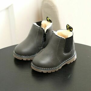 Boys Girls Boots Handmade Leather Boots Toddler Shoes