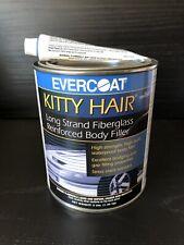 Evercoat Kitty Hair fiberglass reinforced body filler quart