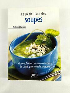 Le Petit Livre des Soupes de Chavanne Philippe  Bon Etat  Envoi rapide