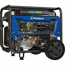 Westinghouse WGen9500DF Dual Fuel Gas Powered Generator