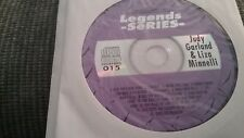Legends Karaoke CDG Judy Garland & Liza Minnelli vol 15