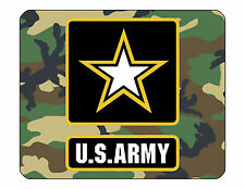 "9""x7"" MOUSE PAD - Army 1 Armed Forces Military Soldier Computer Mousepad Office"