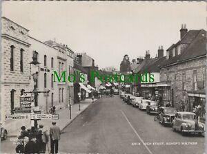 Hampshire Postcard - High Street, Bishop's Waltham   RR11032