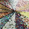 Metal 3D Mosaic Aluminum Composite Wall Sticker Wall Panel Wallpaper Tile Decal