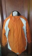 Women Spyder Ski Snowboarding Winter Jacket Fur Lined, Breathable EUC Large