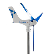 Wind Generator Silentwind PRO 12V (420W) includes hybrid charge controller